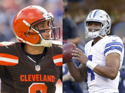 Cowboys @ Browns Preview